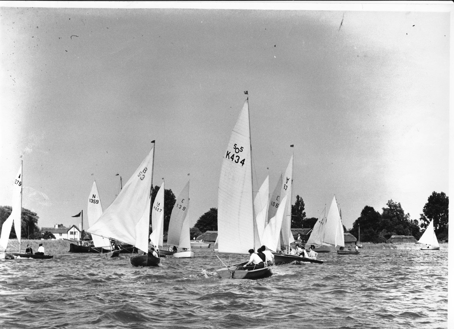 Hickling Regatta (date unknown)