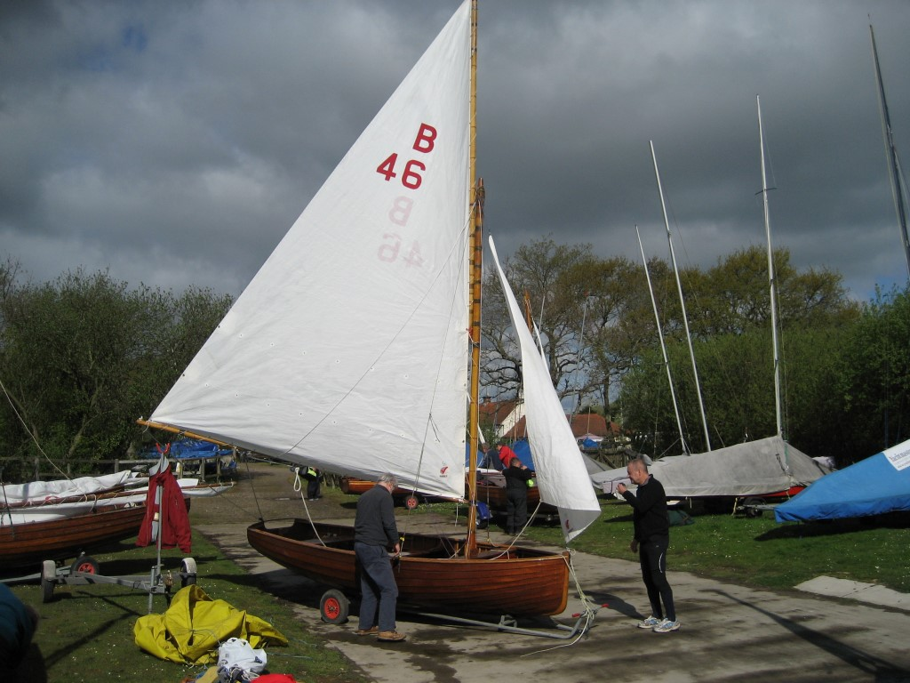 85th Anniversary Race - Hickling to Potter Heigham and back
